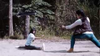 JeeJa Yanin The Kick (더 킥) Thai/Korean Movie My