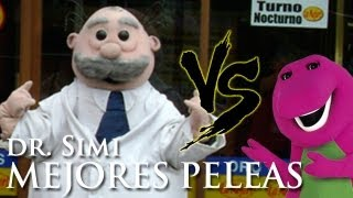 Las MEJORES PELEAS Del Dr. Simi (Best Dr. Simi FIGHTS