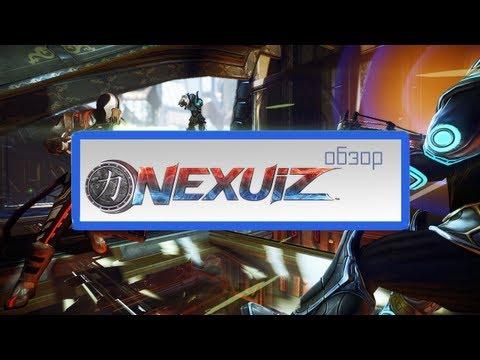 [Видео-обзор]Nexuiz
