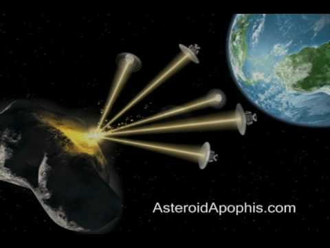 Killer Asteroid Apophis, 2012, End of the World!!!