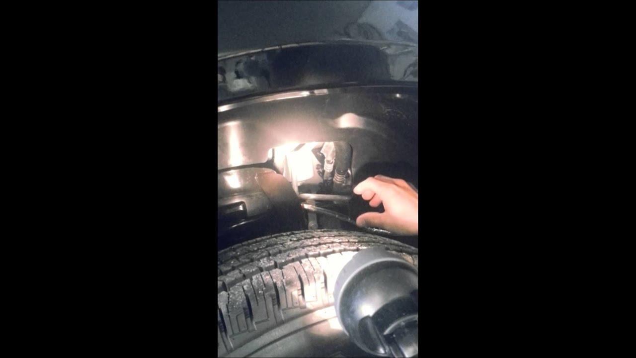 2013 Ram 3500 Oil Filter Replacement