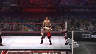 WWE 2K14 GAMEPLAY BROCK LESNAR VS JOHN CENA CHAMPIONSHIP