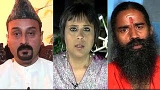 Ramdev & Bukhari on Mixing Religion with Politics