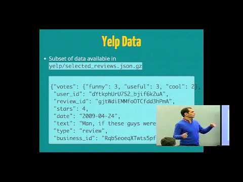 Image from mrjob: Snakes on a Hadoop