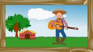 Cantajuegos. ia, ia, oh (El viejo Macdonal tenia una granja) Guillermo Santis