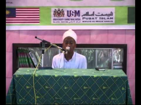 PERTANDINGAN HAFAZAN AL-QURAN PENANG  6  مسابقة تحفيظ القرآن في بينانغ ماليزيا