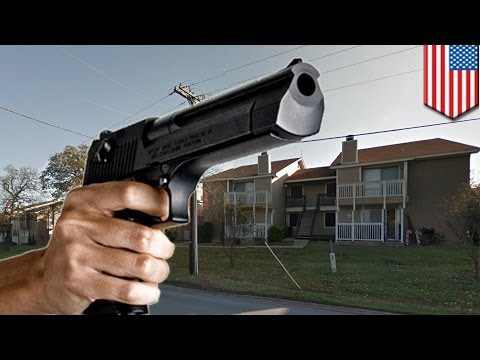Self defence: Georgia woman shoots intruders pretending to be East Point police