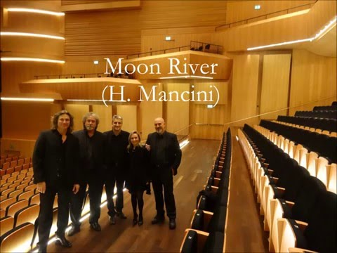 Movie Stories Quintet, Moon River