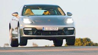 Porsche Panamera Turbo S E-Hybrid (2017) The Strongest [YOUCAR]. YouCar Car Reviews.