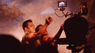 Kick Salman Khan DEVIL Song (Making)