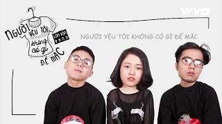 Người Yêu Tôi Không Có Gì Để Mặc - Lộn Xộn Band | Audio Lyric | Sing My Song 2018