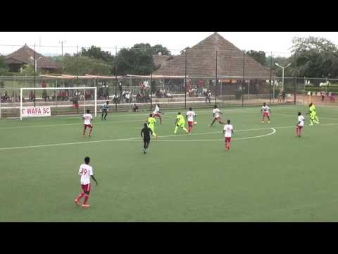VIDEO: Watch how WAFA SC outclassed and beat Bechem 2-0 at home