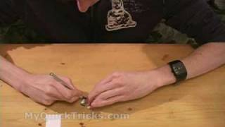 Learn Magic Tricks The Impossible Coin Vanish How To Do