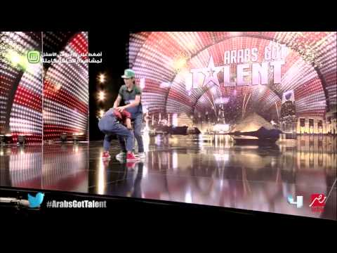 Arabs Got Talent - JOY Brothers - تجارب الأداء -