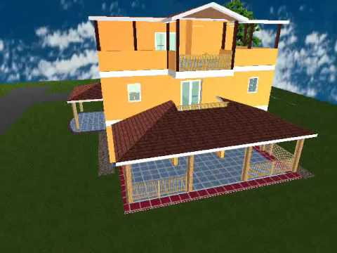 3D Home Architect Design Suite Deluxe 8 Taner G Ren YouTube