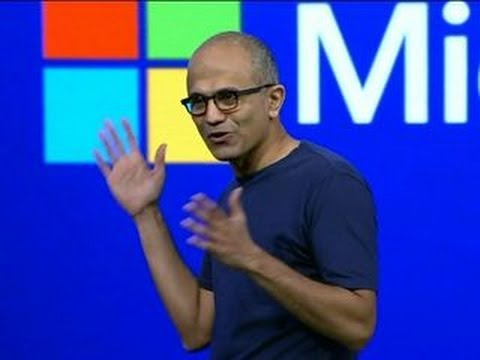 New Microsoft CEO tries to sell developers on Windows