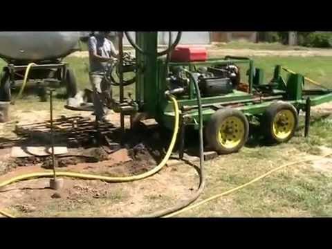 Maquina DAZA DRILL Perforaciones