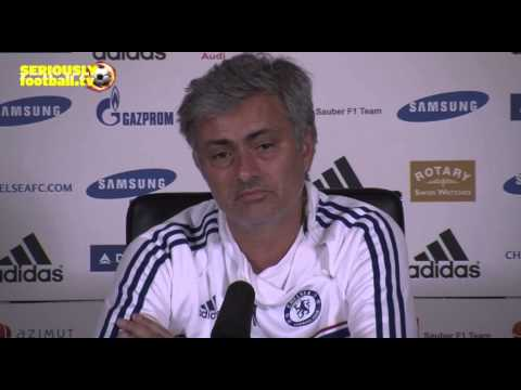 Hazard not a team player - Mourinho