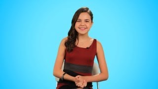 Bailee Madison Dominates Famous Girl Scout True Or False
