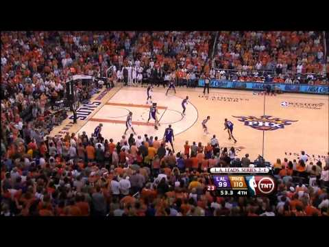 Kobe Bryant Full Highlights vs Phoenix Suns 2010 WCF