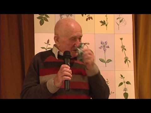 A parlagfű - A bükki Fűvesember előadása Győrbe