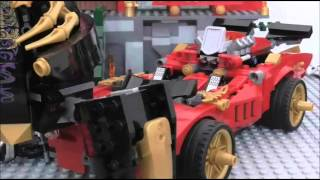 Lego Ninjago Rebooted Episode 11 Undead Menace!