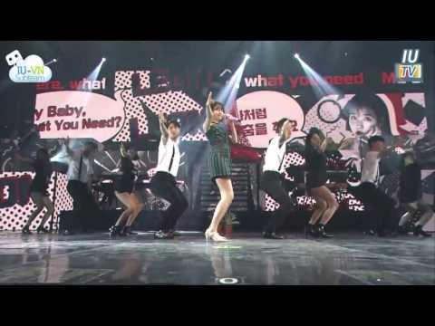 [Vietsub] Concert 24 Step IU 2016 ( IU TV )