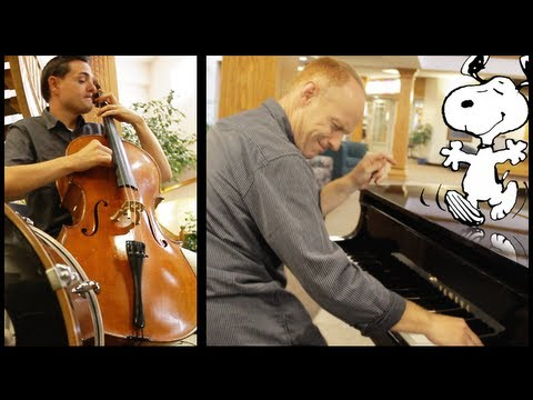 Piano Guys - Charlie Brown medley