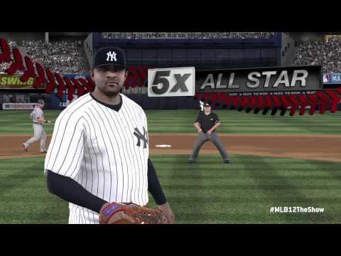 MLB 12 The Show - CC Sabathia Trailer