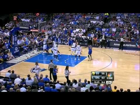 Warriors 2013-14 Season: Game 74 vs. Mavericks
