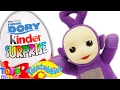 TELETUBBIES Tinky Winky Finding DORY Hank Color Changer Hermit Crab Kinder Surprise Eggs ToysMiredo