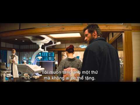 The Wolverine _ Người Sói Wolverine _ Trailer J _ Megastar Cineplex