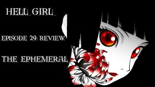 Hell Girl Ep 26 Review The Ephemeral view on youtube.com tube online.
