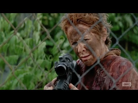 Ozzy Man Reviews: The Walking Dead - Season 5 Episode 1