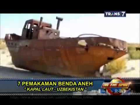 new on the spot pemakaman benda aneh penuh misteri kapal laut 2014