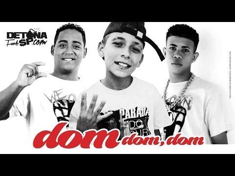 MC Pedrinho, MC Magrinho, MC Nandinho e MC Kalzin - Dom Dom Dom Boquete Bom (DJ R7)