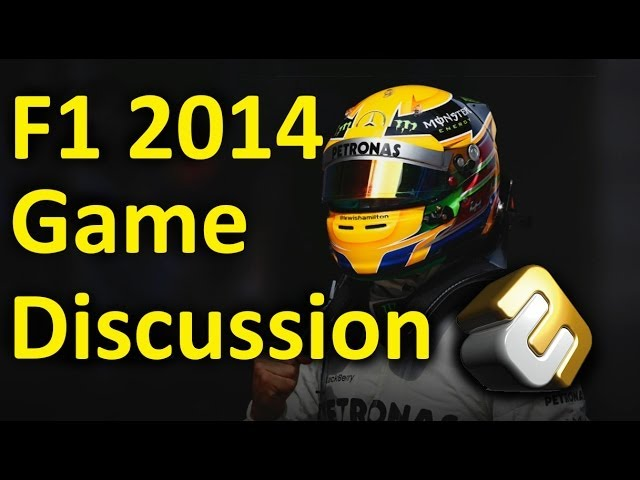 F1 2014 Game Suggestions