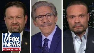 Gorka, Geraldo and Bongino on Trump's plan for the border