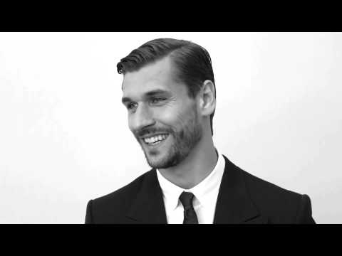 Emporio Armani - 2015 Spring Summer - Menswear Collection - Intervista a Fernando Llorente