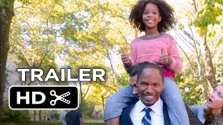 Annie Official Trailer #2 (2014) - Jamie Foxx, Quvenzhané Wallis Movie HD