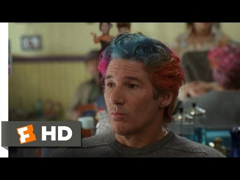 Runaway Bride (1/8) Movie CLIP - Rainbow Hair (1999) HD