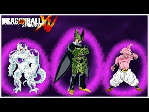 7 Viên Ngọc Rồng Siêu Cấp - Goku Super Saiyan God vs Cell, Frieza, Kid  Buu