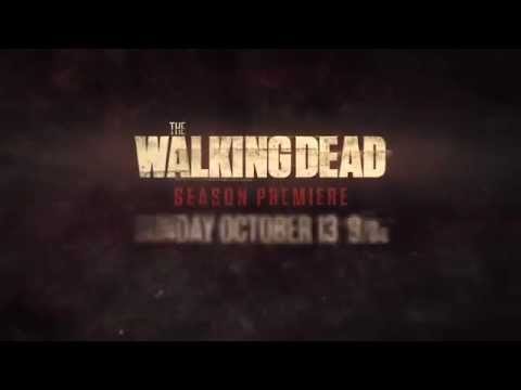 The Walking Dead Season 4 Official Comic Con Trailer