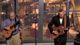 John Knowles and Tommy Emmanuel - I'll Be Home For Christmas