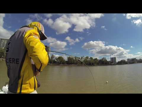 Winter Barra in the Fitsroy River