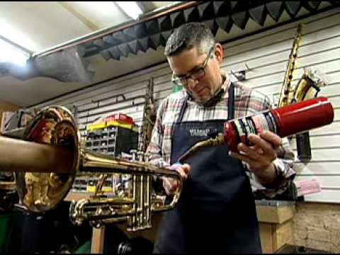 picture of Instrument Repairer and Tuner