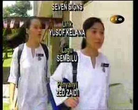 Seven Signs - Sembilu