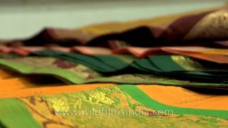 Kanjeevaram Saris Are A Tamil Woman's Best Friend