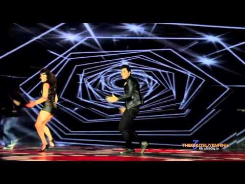 Hữu Long và Elena - Phần trình diễn điệu nhảy Jive