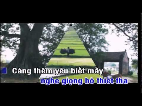 [Karaoke]Hãy về quê hương anh